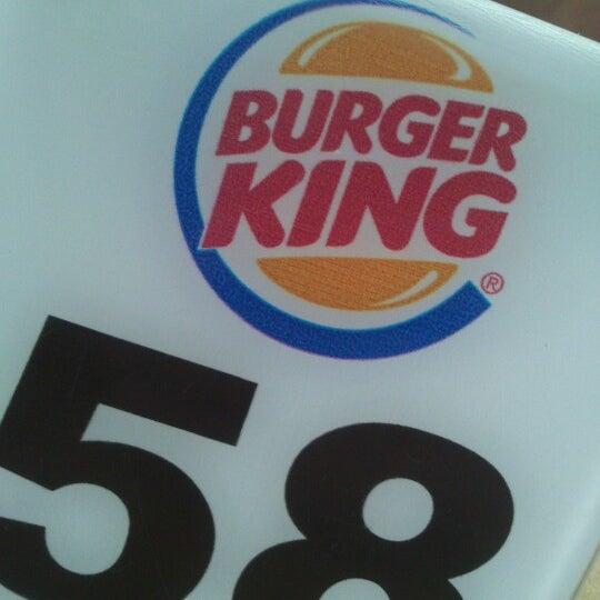 Photo taken at Burger King by Bear J. on 1/11/2013