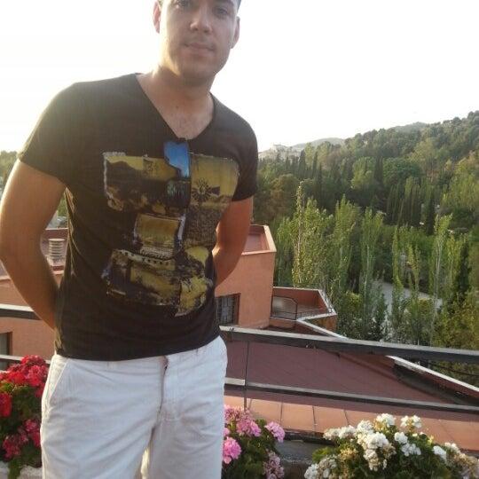 Photo taken at Hotel Alixares 4* by Pedro S. on 7/13/2012