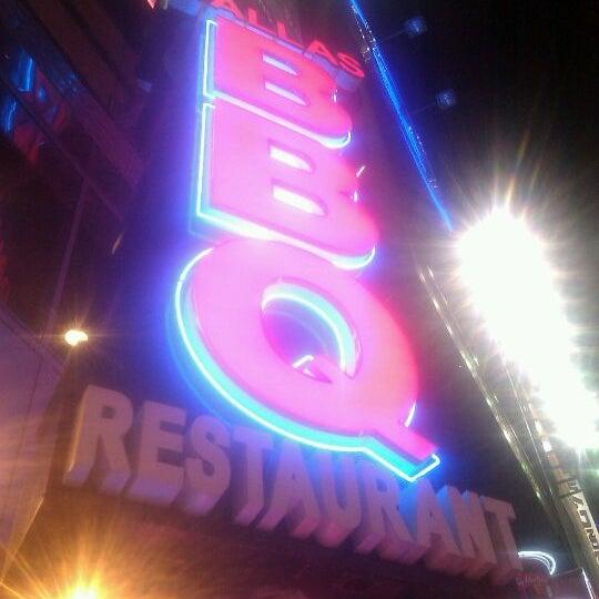 Photo taken at Dallas BBQ by TaNisha P. on 9/4/2011