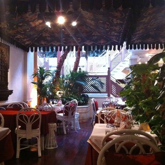 La porte des indes indian restaurant in marylebone for Porte des indes