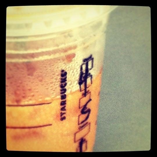 Photo taken at Starbucks by Brandon B. on 10/5/2011