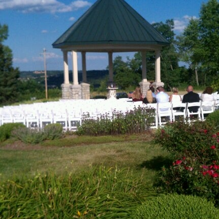 Photo taken at Devou Overlook by Matthew M. on 6/22/2012
