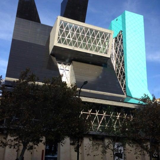 IAACC - Pablo Serrano - Art Museum in San Pablo