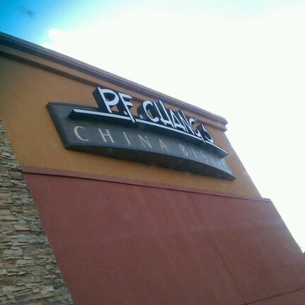 Photo taken at P.F. Chang's by Fred H. on 4/28/2012