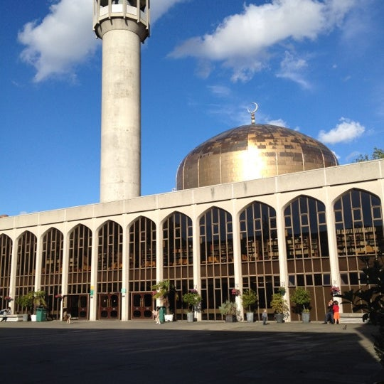 The London Central Mosque 146 Park Rd