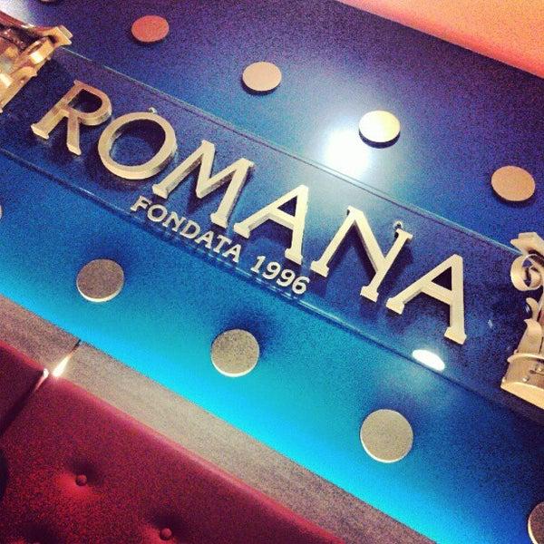 Photo taken at Confeitaria Romana by Eduardo R. on 1/3/2013