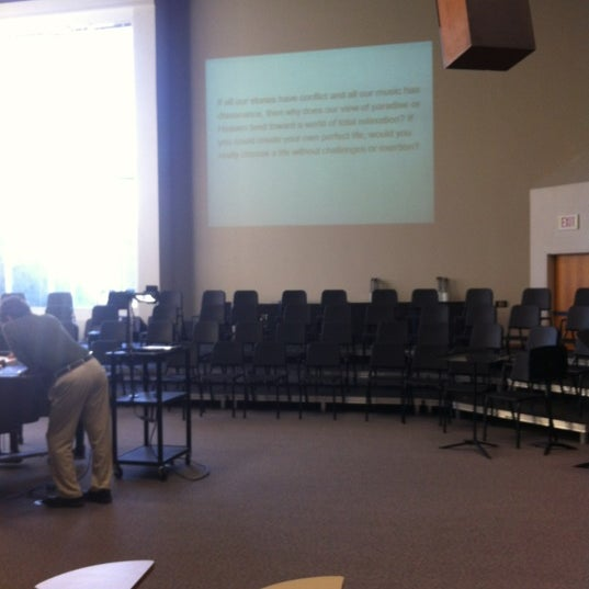 Photo taken at Catlett Music Center by Ryan M. on 10/30/2012