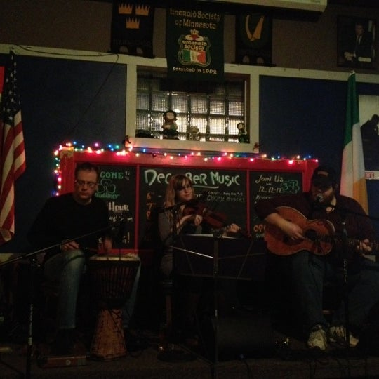 Photo taken at Dubliner Pub by Eric M. on 12/7/2012