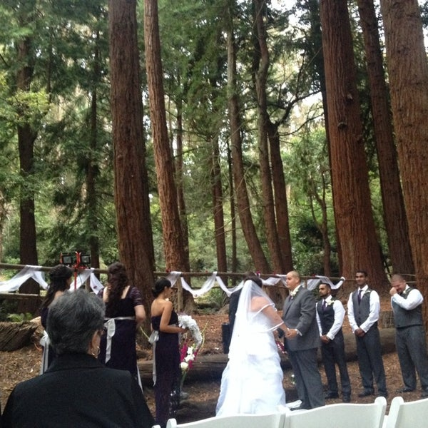 Photo taken at Sigmund Stern Grove by @DavidCruiseSF on 9/21/2013