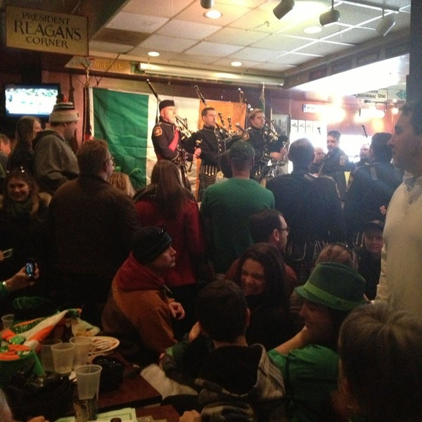 Photo taken at Ireland's Own Pub by Natalie E. on 3/2/2013