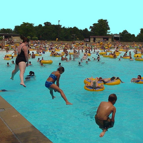 allegheny county pools