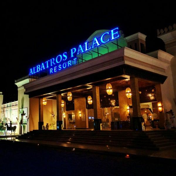 Photo taken at Albatros Palace Resort & Spa by Artem G. on 5/6/2016
