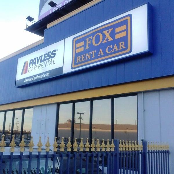 Fox Rent A Car Los Angeles / LAX