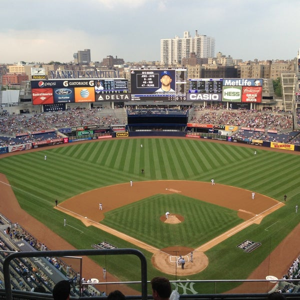 Photo taken at Yankee Stadium by C. Sha•Doe M. on 7/9/2013