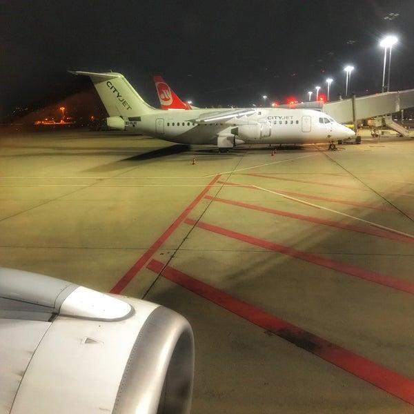 Photo taken at Terminal 3 by Stephan B. on 10/12/2016
