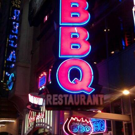 Photo taken at Dallas BBQ by Kim W. on 12/1/2011