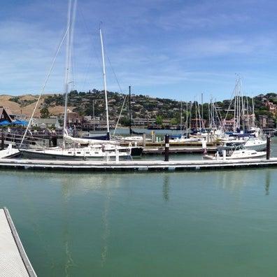 Photo taken at San Francisco Yacht Club by Daniel E. on 5/12/2013