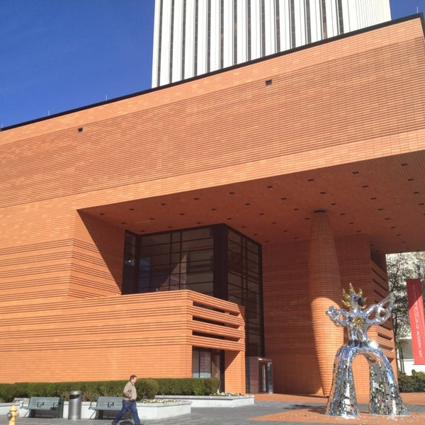 Photo taken at Bechtler Museum of Modern Art by Sterling P. on 1/21/2013