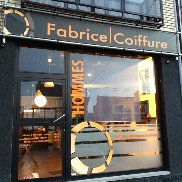 Coiffeur fabrice for Coiffeur salon nyc