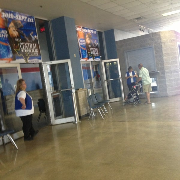 Photo taken at Bell County Expo Center by Thomas C. on 8/31/2013