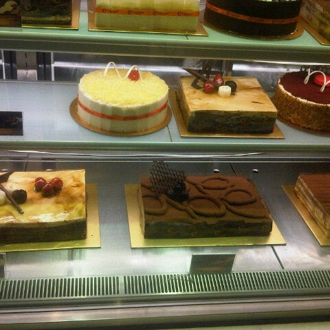 Photo taken at Clairmont Patisserie by Shelly S. on 11/14/2012