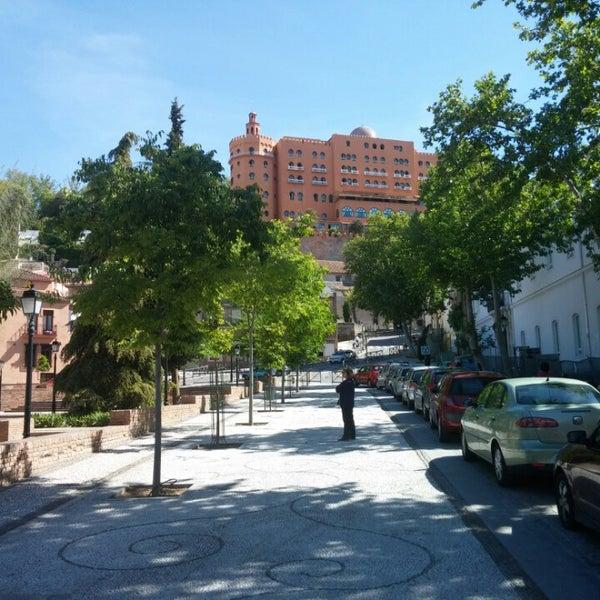 Photo taken at Realejo (Barrio del) by Jesus on 4/27/2014