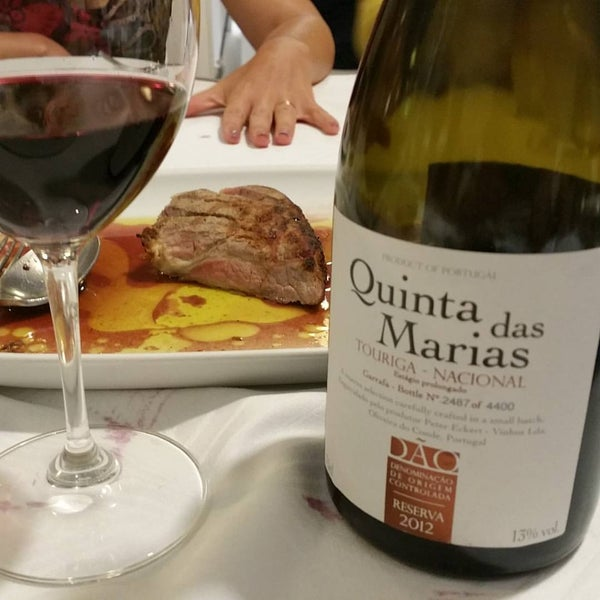 Photo taken at Restaurante - Casa Arouquesa by Francisco B. on 8/20/2016
