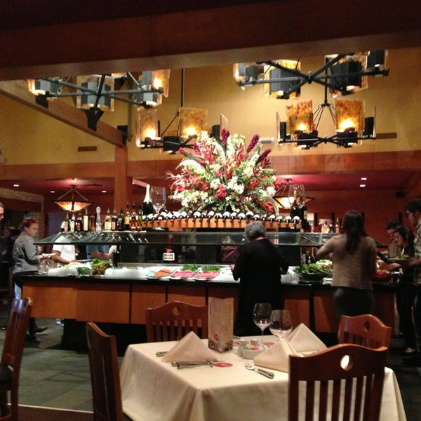 Photo taken at Fogo de Chão Churrascaria by Ricardo S. on 1/19/2013