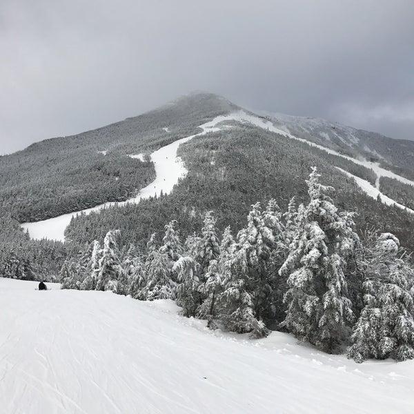 Photo taken at Whiteface Mountain by Karen K. on 1/7/2017