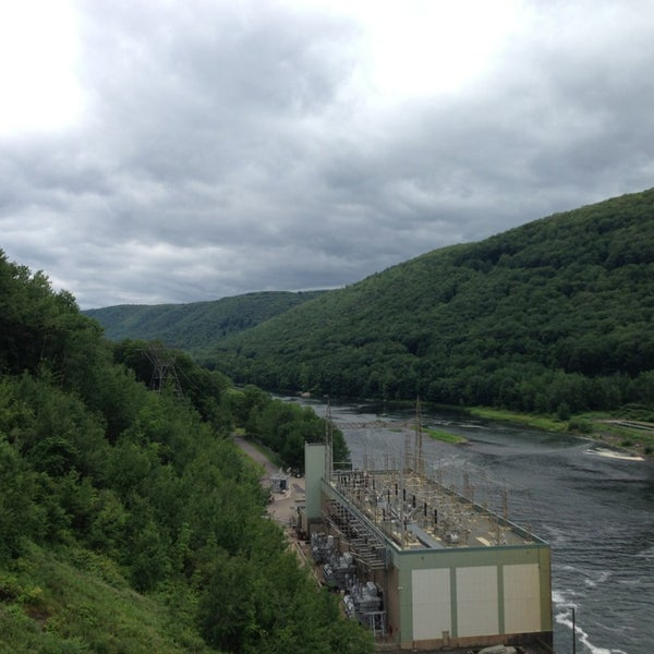 Photo taken at Kinzua Dam by Nurseman11 on 7/20/2013