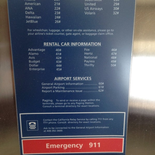 Photo taken at Terminal A by Mark F. on 9/19/2014