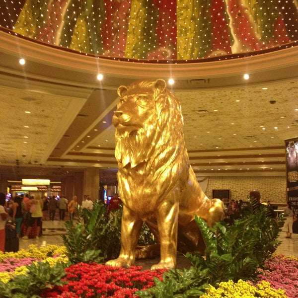 Photo taken at MGM Grand Hotel & Casino by Inessa C. on 6/20/2013