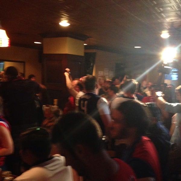 Photo taken at Laughing Man Tavern by Arya N. on 6/16/2014