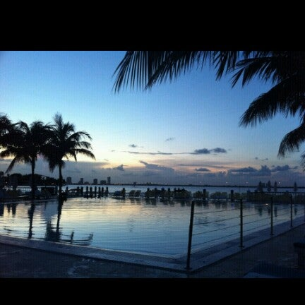 Photo taken at The Standard Spa, Miami Beach by Man_Used👽👾👽 on 1/30/2013