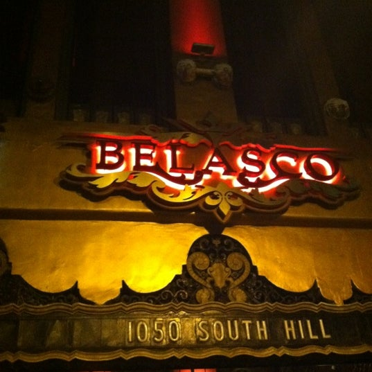 Photo taken at The Belasco by Chelsea N. on 12/7/2012