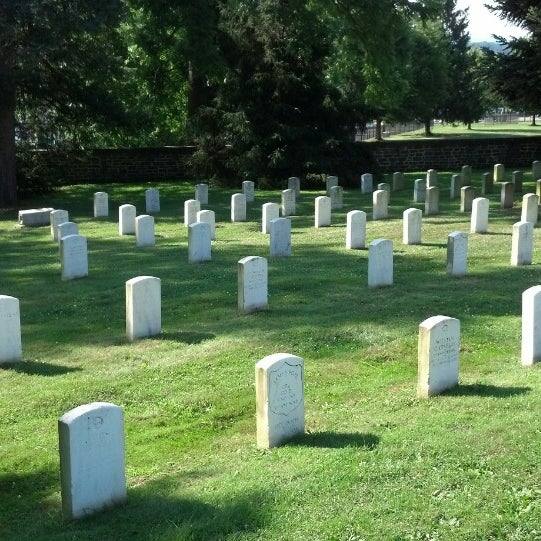 Photo taken at Soldiers' National Cemetery by Shan O. on 7/10/2013