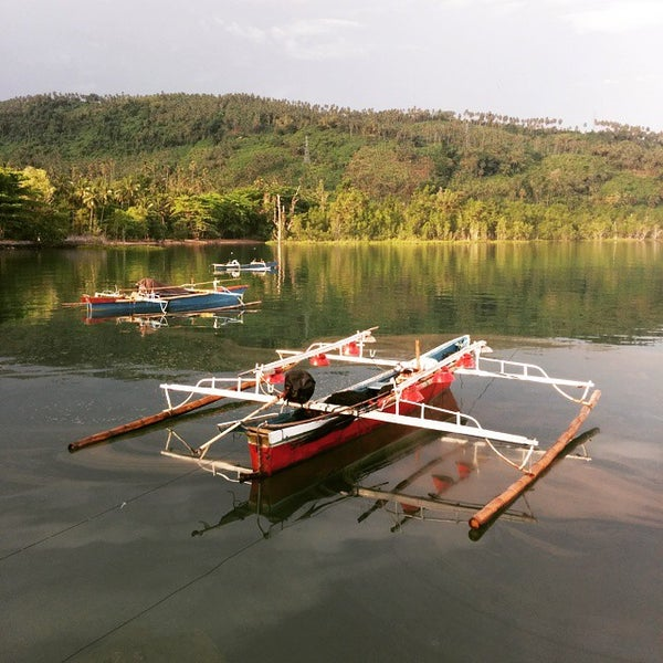 Photo taken at Tasik Ria Resort by Ardiansyah S. on 5/22/2015