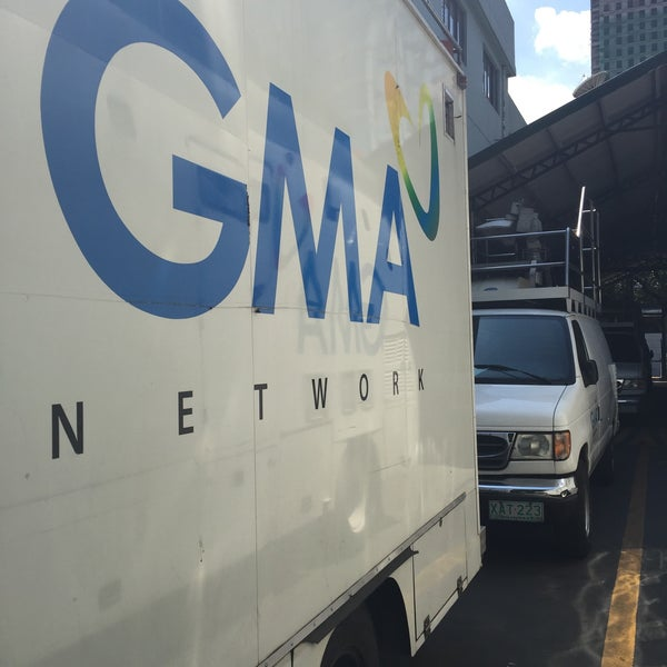 Photo taken at GMA Network Center by Ederic E. on 5/3/2016