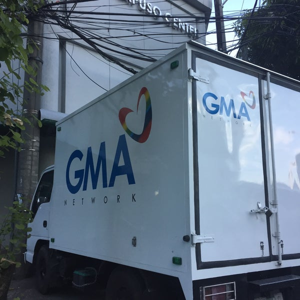 Photo taken at GMA Network Center by Ederic E. on 5/7/2016