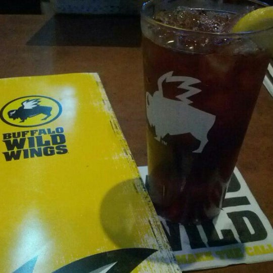 Photo taken at Buffalo Wild Wings by Joel C. on 12/15/2012