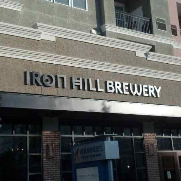 Iron Hill Brewery And Restaurant Voorhees Township Nj