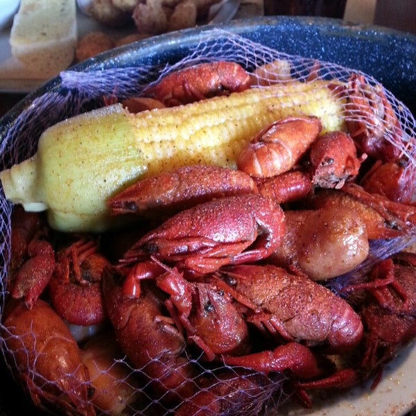 Joe 39 s crab shack central westminster 28 tips from 1200 for Two fish crab shack