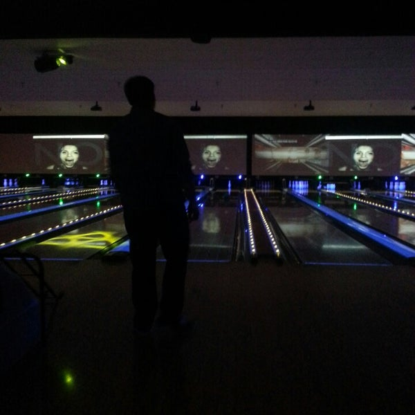 Photo taken at Bowlmor Rockville by Alexander S. on 3/17/2013