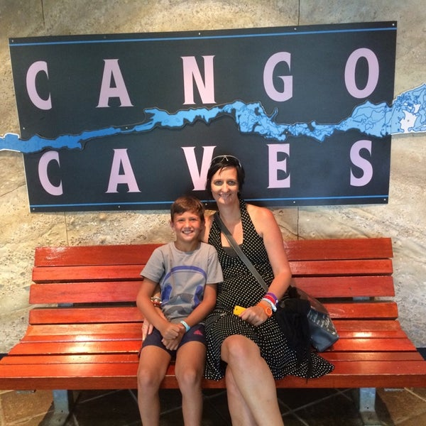 Photo taken at Cango caves by Eugene B. on 4/1/2014