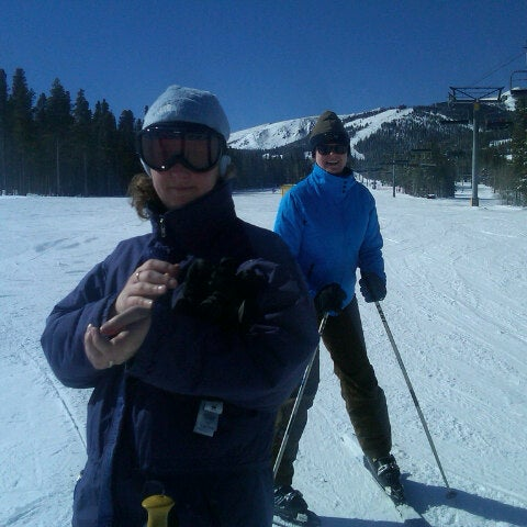 Photo taken at Breckenridge Ski Resort by Chris H. on 3/5/2013