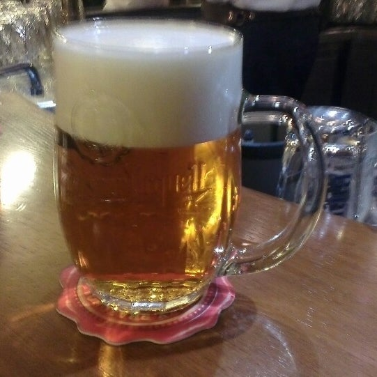 Photo taken at Kulaťák Pilsner Urquell by Marek D. on 12/5/2013