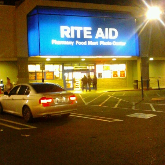 Photo taken at Rite Aid by Jason V. on 1/19/2013