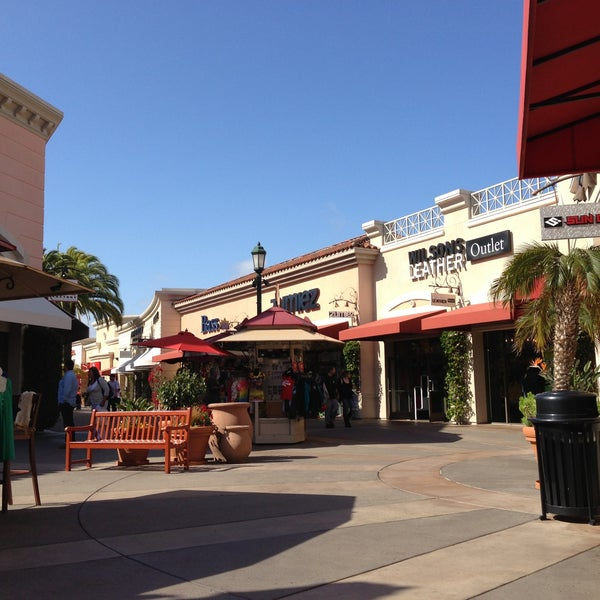 Photo taken at Carlsbad Premium Outlets by Ninja C. on 5/7/2013