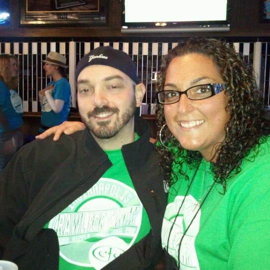 Photo taken at Broad Ripple Tavern by Regina D. on 4/28/2012