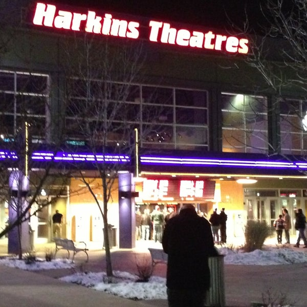What I Found Out: Harkins Theater Denver Colorado Movie Times